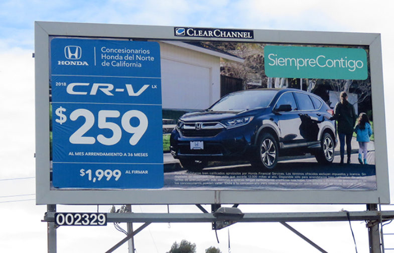 How OOH Advertising Can Drive Customers to Dealers
