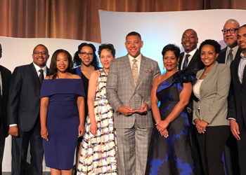 William Montez (Monte) Perkins II Receives Cox Automotive and NAMAD Rising Star Award