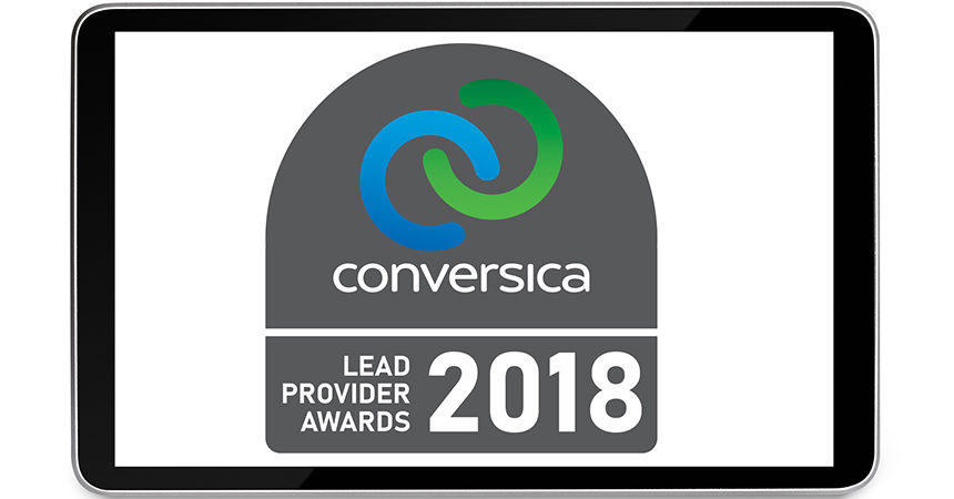 Conversica Announces the Lead Provider Awards for 2018