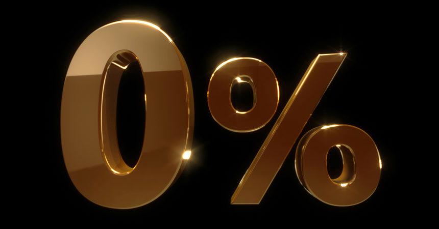 Zero Percent Finance Deals Drop to Lowest July Level Since 2005, Says Edmunds