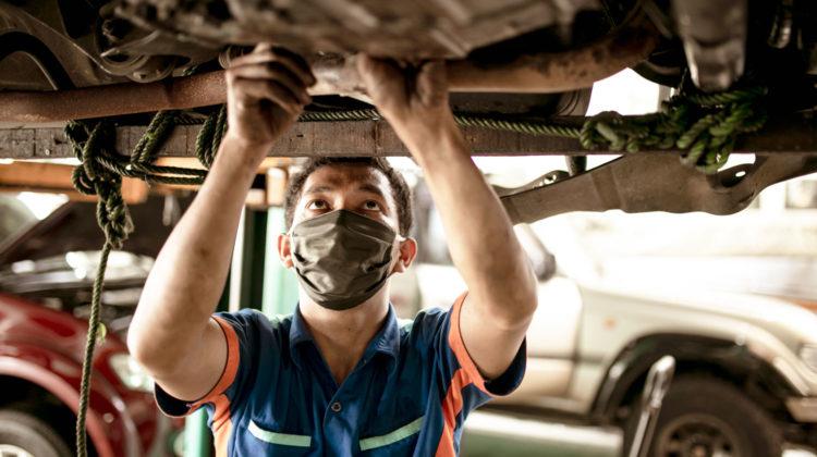 Survey Reveals Car Repair Trends During the Pandemic