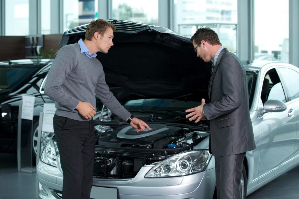 car dealer sales 2020