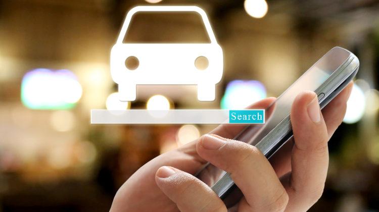 vente au détail numérique automobile