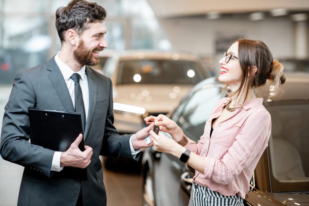 dealership customer
