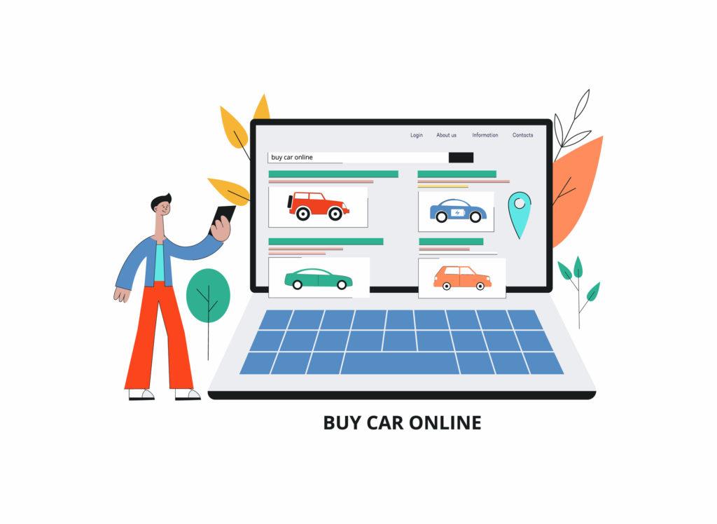 buy car online