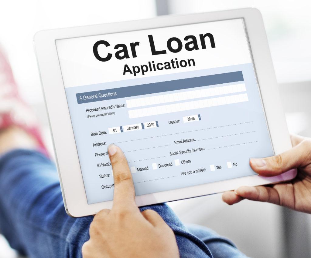 Financement automobile en ligne