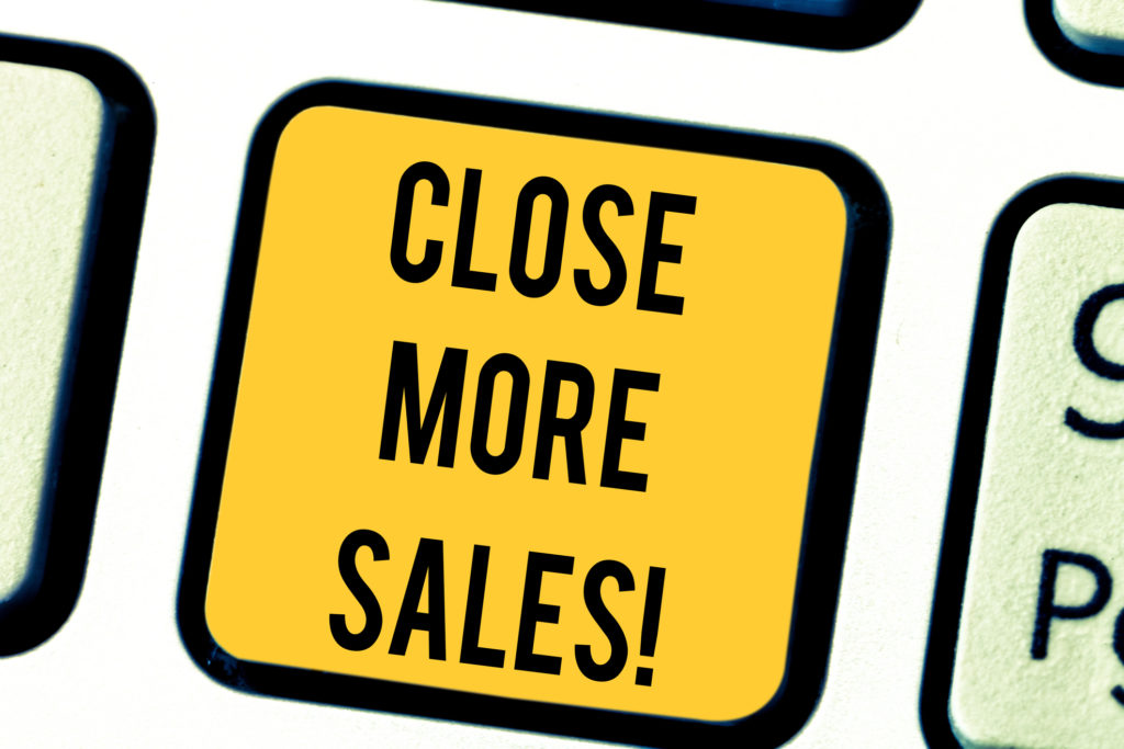 close more sales
