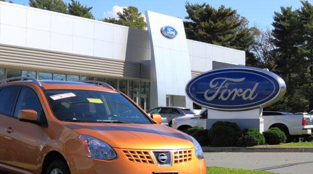 automotive chip shortage ford